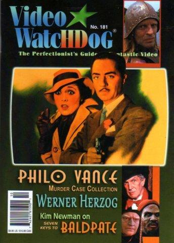 Video Watchdog Issue 181