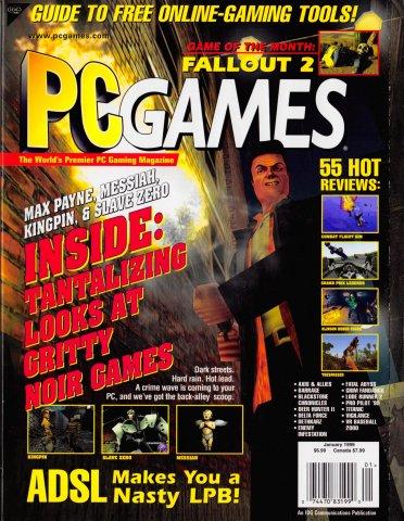PC Games Vol. 06 No. 01 (January 1999)