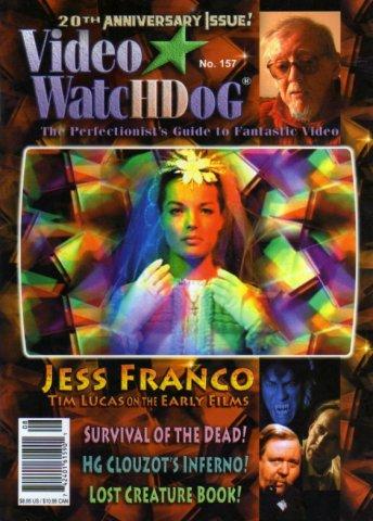 Video Watchdog Issue 157