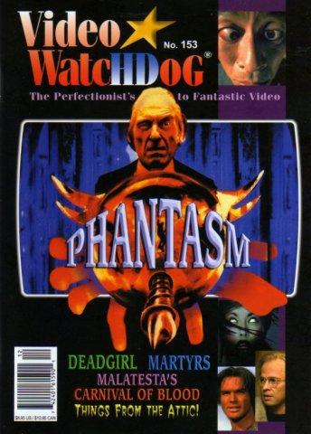 Video Watchdog Issue 153