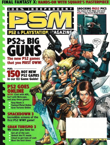 PSM Issue 048 August 2001