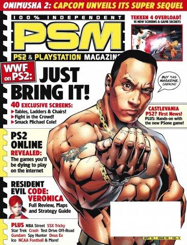 PSM Issue 049 September 2001