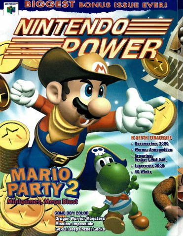 Nintendo Power Issue 128 (January 2000)
