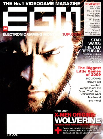 Electronic Gaming Monthly Issue 236 (January 2009)