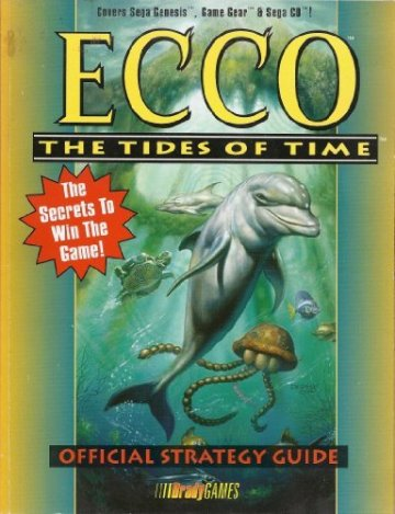 Ecco The Tides of Time BradyGames Guide