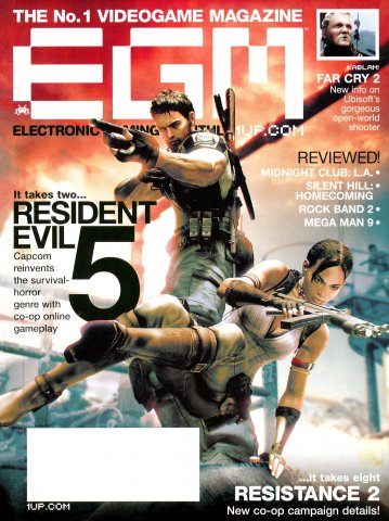 Electronic Gaming Monthly Issue 234 (November 2008)