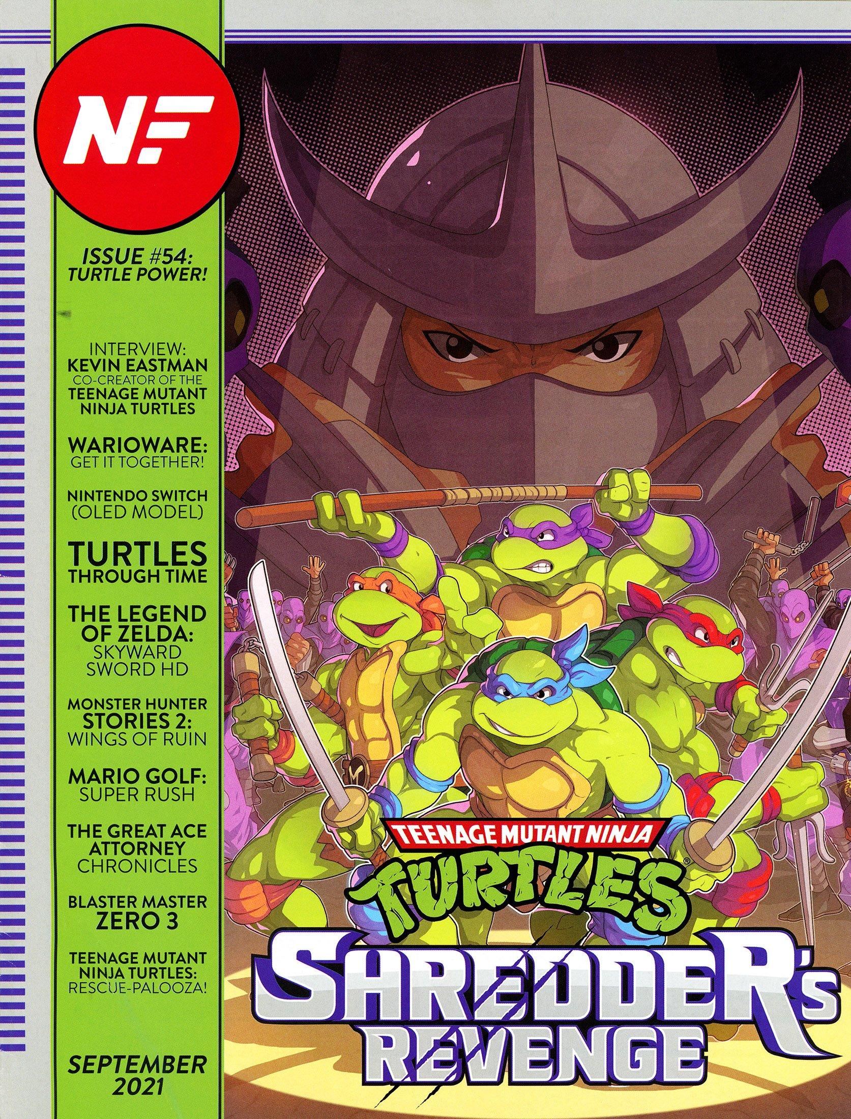 Nintendo Force Issue 54 (September 2021)