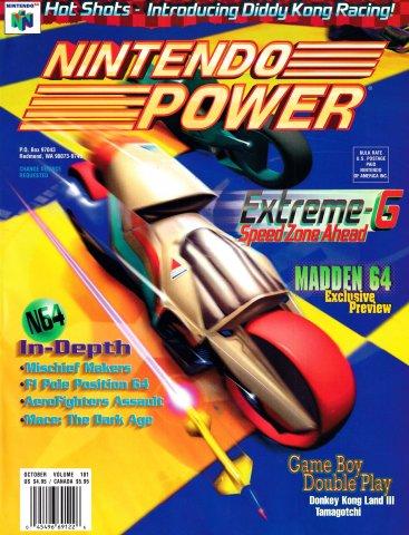 Nintendo Power Issue 101 (October 1997)