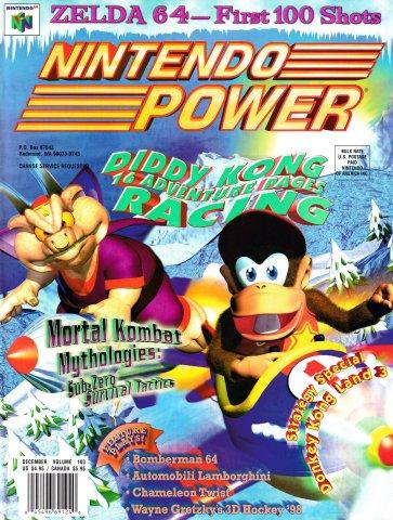 Nintendo Power Issue 103 (December 1997)