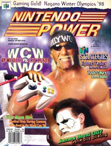 Nintendo Power Issue 105 (February 1998)