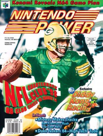Nintendo Power Issue 102 (November 1997)