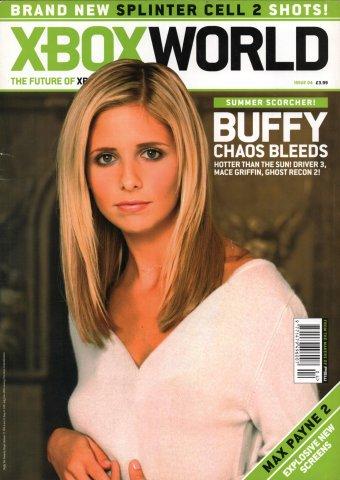 Xbox World Issue 004 (July 2003)