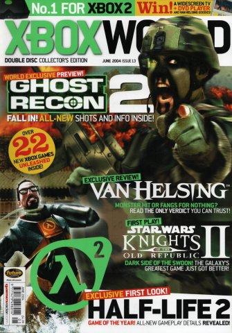 Xbox World Issue 013 (June 2004)