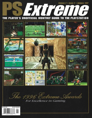 PSExtreme Issue 14 January 1997