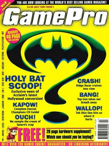 GamePro UK Issue 01 (July 1995)