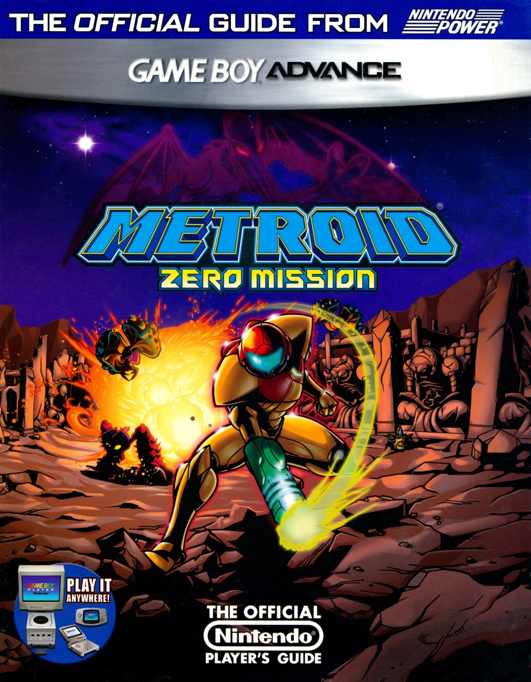 Metroid - Zero Mission Official Nintendo Player's Guide