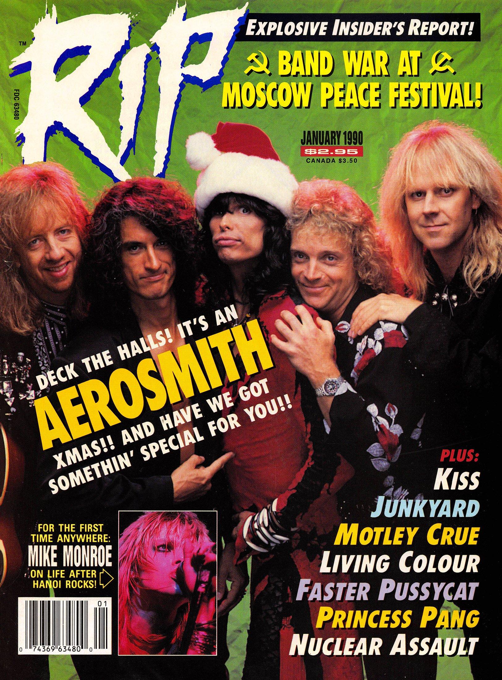 RIP Volume 4, Number 2 (January 1990)