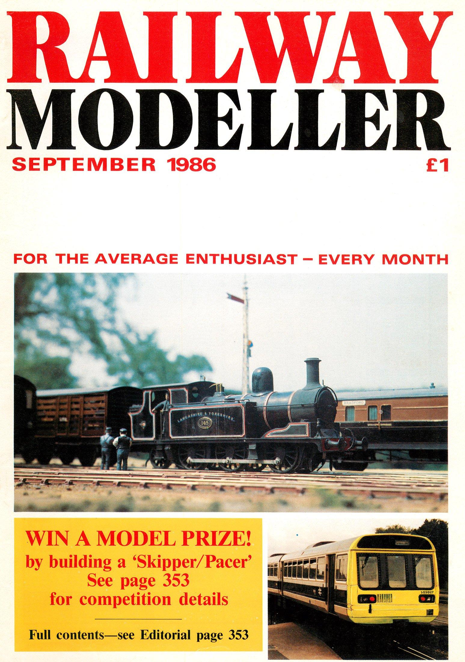 Railway Modeller Issue 431 (September 1986)