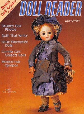Doll Reader Vol. XVIII No. 5 (June-July 1990)