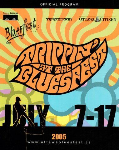 Cisco Systems Ottawa Bluesfest - Trippin' at the Bluesfest (2005)
