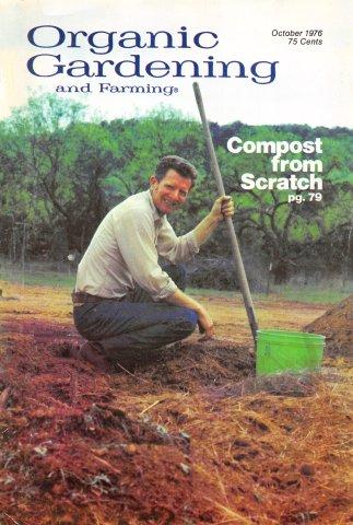 Organic Gardening Vol 23, No 10 (October 1976)