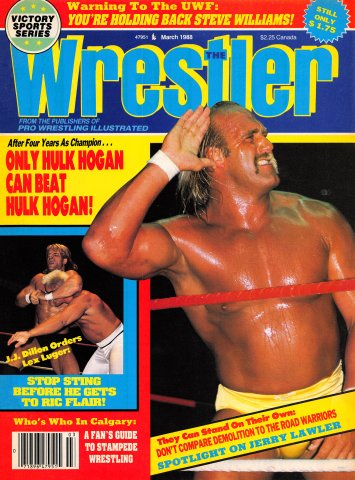 The Wrestler (March 1988)