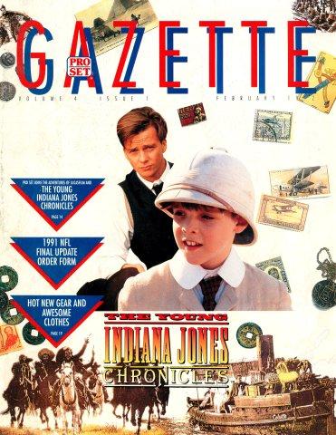 Pro Set Gazette
