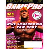 GamePro Issue 208 November 2006
