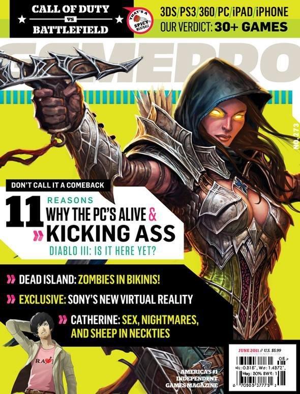 GamePro Issue 263 June 2011