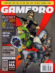 GamePro Issue 267 October 2011
