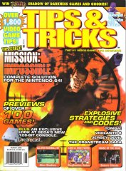 Tips & Tricks Issue 044 August 1998