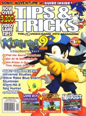 Tips & Tricks Issue 081 September 2001