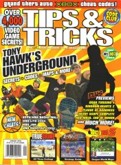 Tips & Tricks Issue 109 January 2004