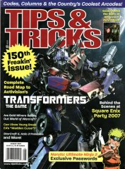 Tips & Tricks Issue 152 August 2007
