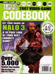 Tips & Tricks 2007 Video Game Codebook