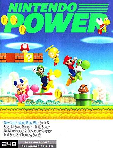 New Release - Nintendo Power Issue 248 (December 2009)
