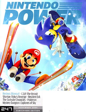 New Release - Nintendo Power Issue 247 (November 2009)