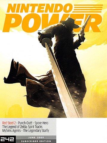 New Release - Nintendo Power Issue 242 (June 2009)