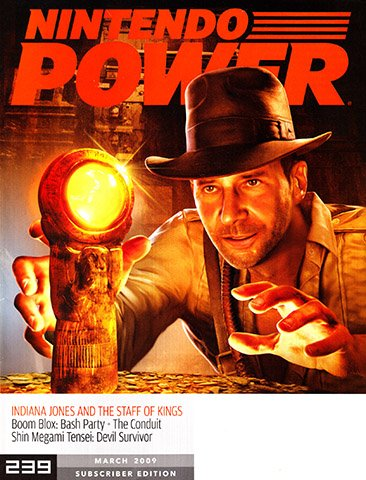 New Release - Nintendo Power Issue 239 March 2009