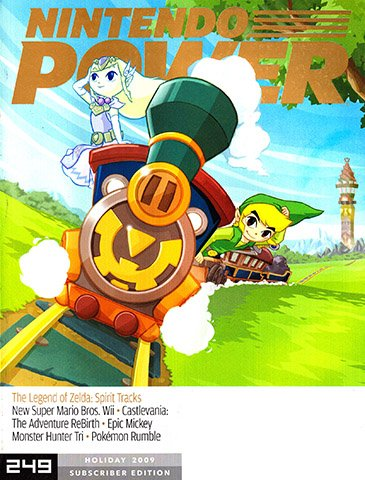 New Release - Nintendo Power Issue 249 (Holiday 2009)