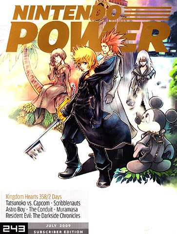 New Release - Nintendo Power Issue 243 (July 2009)