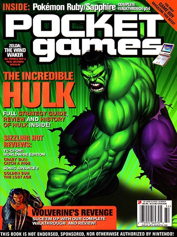 New Release - Pocket Games Issue 12 (Summer 2003)