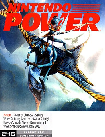 New Release - Nintendo Power Issue 246 (October 2009)