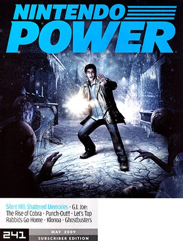 New Release - Nintendo Power Issue 241 (May 2009)