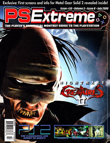 New Release - PSExtreme Issue 56 (July 2000)