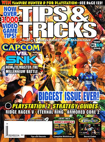 New Release - Tips & Tricks Issue 069 (November 2000)