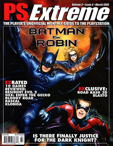 New Release - PSExtreme Issue 28 (March 1998)