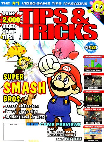 New Release - Tips & Tricks Issue 052 (June 1999)