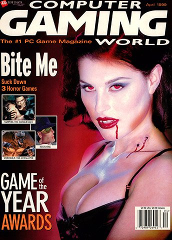 New Release - Computer Gaming World Issue 177 (April 1999)