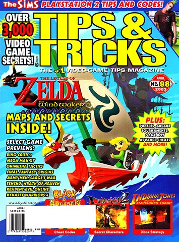 New Release - Tips & Tricks Issue 098 (April 2003)